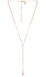 Ожерелье с инкрустированным подвесом - Rebecca Minkoff