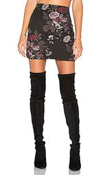 Odonnell brocade skirt - Ganni