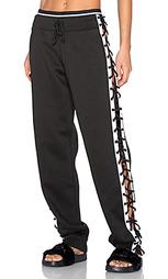 Спортивные брюки на шнуровке - Fenty by Puma
