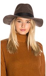 Шляпа с широкими полями world traveler - Michael Stars