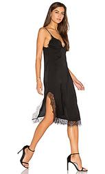 Кружевное платье-комбинация parlour - Capulet