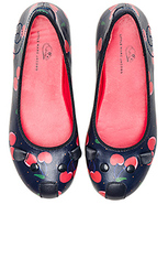 Кожаные балетки mouse - Marc Jacobs