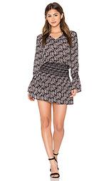 Платье с вырезом v - DEREK LAM 10 CROSBY