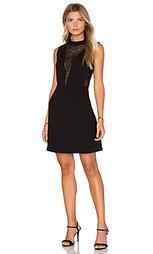 Платье со вставкой с блестками elisa - Deby Debo
