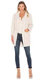 Пальто с подкладкой из искусственного меха eden - SUNCOO