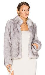 Куртка из искусственного меха silver lining - Unreal Fur