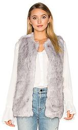 Жилетка из искусственного меха silver lining - Unreal Fur