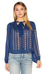 Блуза с вышивкой - Band of Gypsies