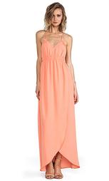 Платье в стиле тюльпан - Donna Mizani