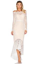 Вечернее платье marchesa - Elle Zeitoune