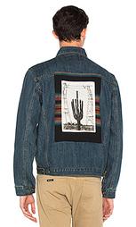Джинсовая куртка badlands - 10 Deep