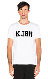 Футболка block logo - Han Kjobenhavn