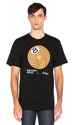 Футболка dizzy 8 ball - Stussy