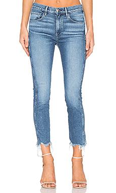 Укороченные джинсы - 3x1
