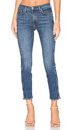 Миниатюрные узкие джинсы naomi - GRLFRND