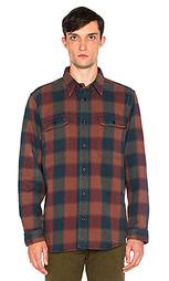 Рабочая рубашка из фланели vintage - Filson