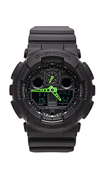 Часы ga-100 neon highlights - G-Shock