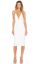 Платье с глубоким v-образным вырезом lalla - BEC&BRIDGE Bec&Bridge