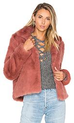Куртка из искусственного меха mia - Lovers + Friends