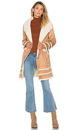 Пальто с подкладкой из искусственной шепры meet me in utah - Somedays Lovin