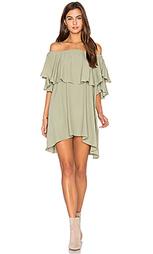 Платье с открытыми плечами maison - MLM Label