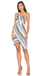 Платье с прозрачным верхом beautiful parade - Lumier