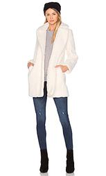 Пальто из искусственного меха marquise - MKT studio