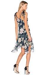 Платье с опущенной талией dahlia - Lover