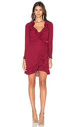 Платье со сборками tuscan fling - LIONESS