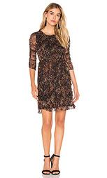 Платье со сборками - IKKS Paris