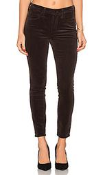 Вельветовые джинсы высокой посадки margot - LAGENCE