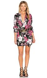 Платье с перекрестными шлейками спереди - Stillwater