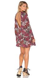 Мини платье lily - BEACH RIOT