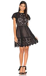 Платье из смеси кружев - Rebecca Taylor