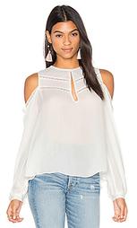 Блуза с открытыми плечами the fiona - Haute Hippie