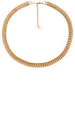 Ожерелье double curb - joolz by Martha Calvo