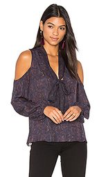 Вязанная блуза с открытыми плечами vida - Haute Hippie