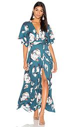 Kimono maxi dress - Yumi Kim
