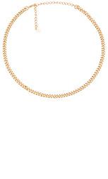 Ожерелье small curb - joolz by Martha Calvo