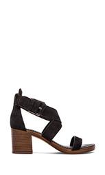 Босоножки на каблуке с открытым носком afton - Belle by Sigerson Morrison
