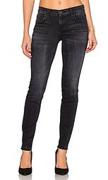Обрезанные укороченные узкие джинсы - Current/Elliott
