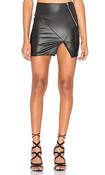 Asymmetric detail skirt - IKKS Paris