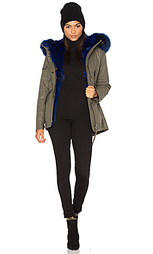 Luxe mini limelight 4-in-1 parka with fur - SAM.