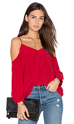 Блуза с открытыми плечами eclipse - Joie
