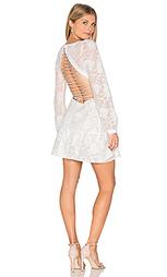 Платье со шнуровкой jolene - For Love & Lemons