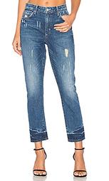 Зауженные джинсы с высокой талией logan - Lovers + Friends