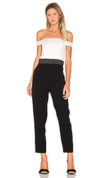 Off the shoulder jumpsuit - Cynthia Rowley