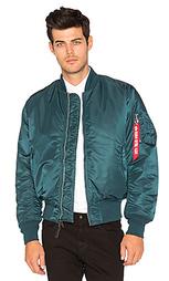 Куртка бомбер ma 1 - ALPHA INDUSTRIES