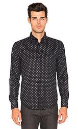 Regular shirt kimono print plus - Naked & Famous Denim