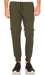 Empire zip off jogger - Cahill+